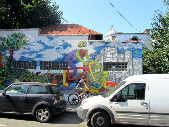 Bike tour in Bucharest
