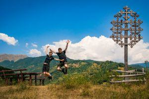 Great views and outdoor fun in Romania!