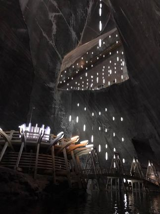 Salt Mine Romania Tour