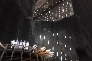 Explore the wonderful and unique Turda Salt Mine