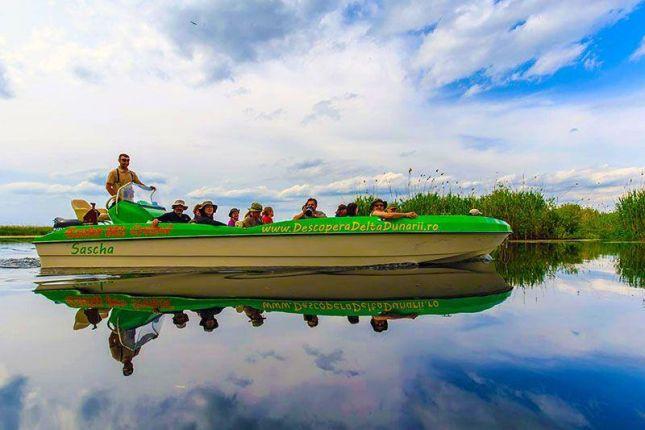 Danube Delta tour