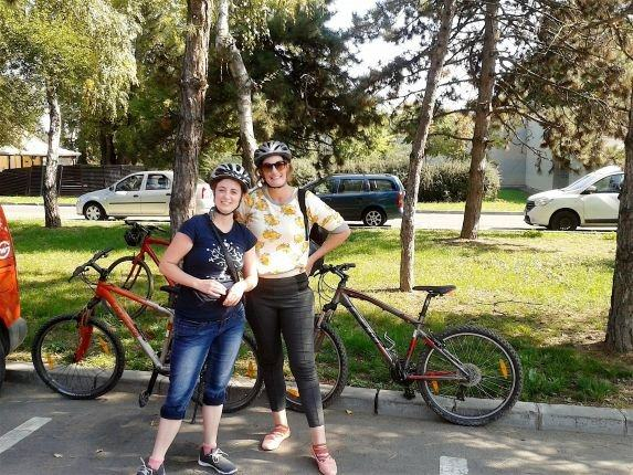 Bike tour in Bucharest