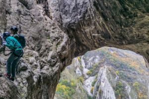 Turda Gorge hiking trip