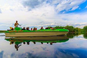 Visit the Danube Delta