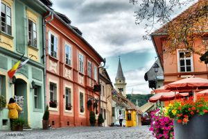 Sighisoara tour from Sibiu