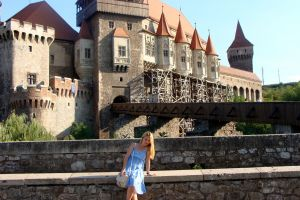 Attraction of The Month: Corvin Castle