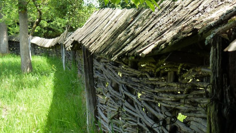 Fence in Maramures