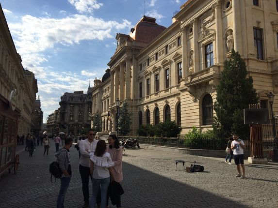 What to do Bucharest