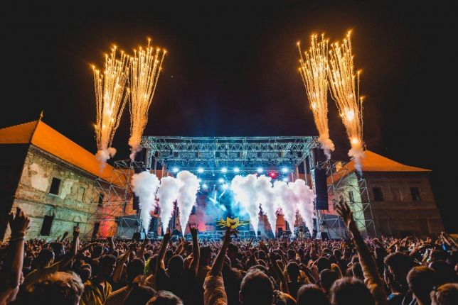 Guide to Electric Castle Festival in Cluj-Napoca [2018 edition update]