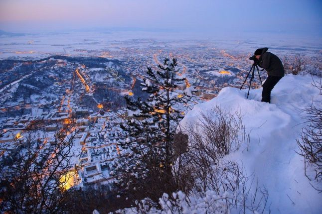 Interview: 'Photography became the reason why I wanted to explore more of Romania!'