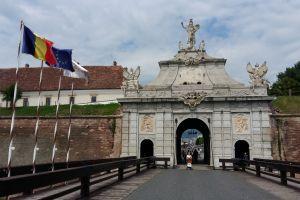 Day 3: Alba Carolina Citadel, Turda Salt Mine & return to Cluj-Napoca
