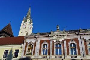 City of Medias - part of Siebenburgen