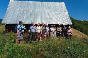 Sibiu hiking tour