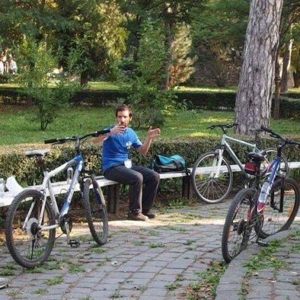 Timisoara Bike tour