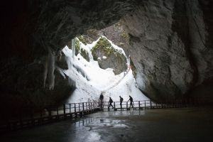Trip to Scarisoara Ice Cave