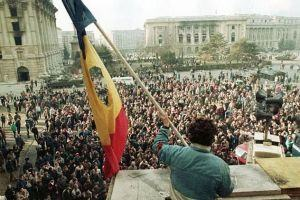 Revolution Square: the beginning of the end for the Ceausescu regime