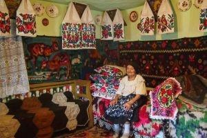traditional room in Maramures