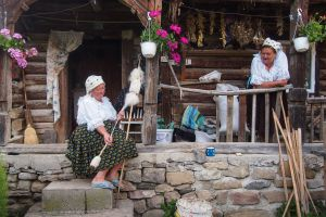 Local life in Maramures