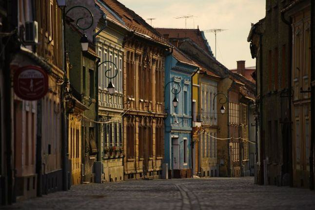 Brasov walking tour