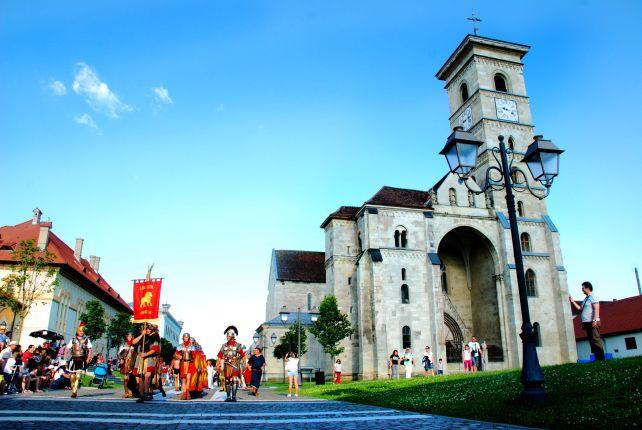 Alba Iulia Fortress day trip