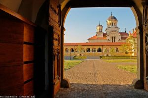 Alba Iulia Citadel from Cluj
