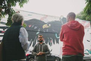 Street Art and Architecture Tour of Bucharest