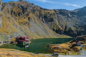 Visit Balea Lake