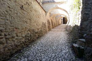 Visiting medieval Sighisoara