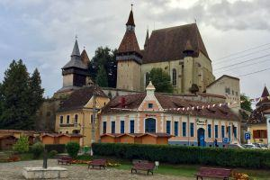 Optional for Day 1: the Fortified Church of Biertan & Richis village