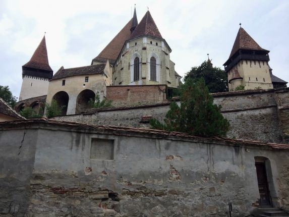 Day trip from Cluj-Napoca to Sighisoara