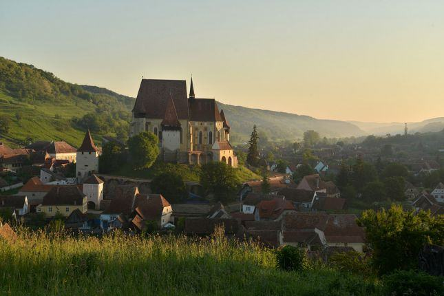 UNESCO Villages with Fortified Churches
