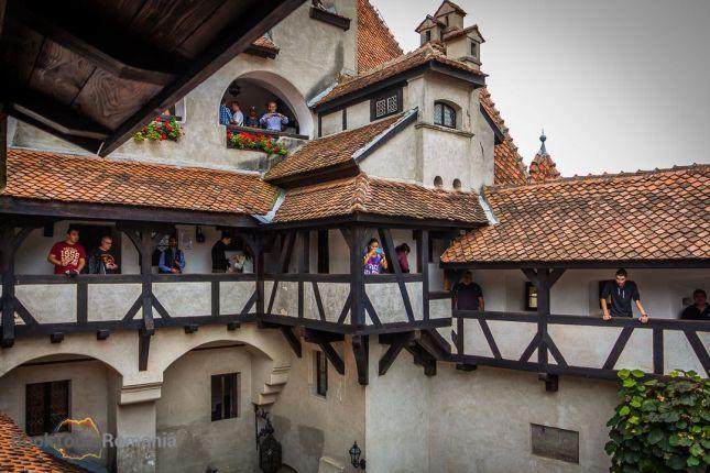 Dracula castle tour