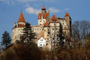 Bran Castle - any vampires around?