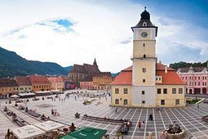 The oldest medieval city in Transylvania