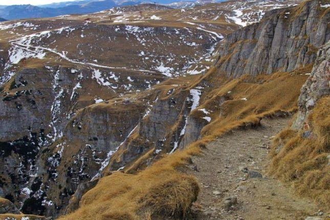 Hiking tour Sphinx Romania