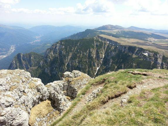 Hiking trip Bucegi