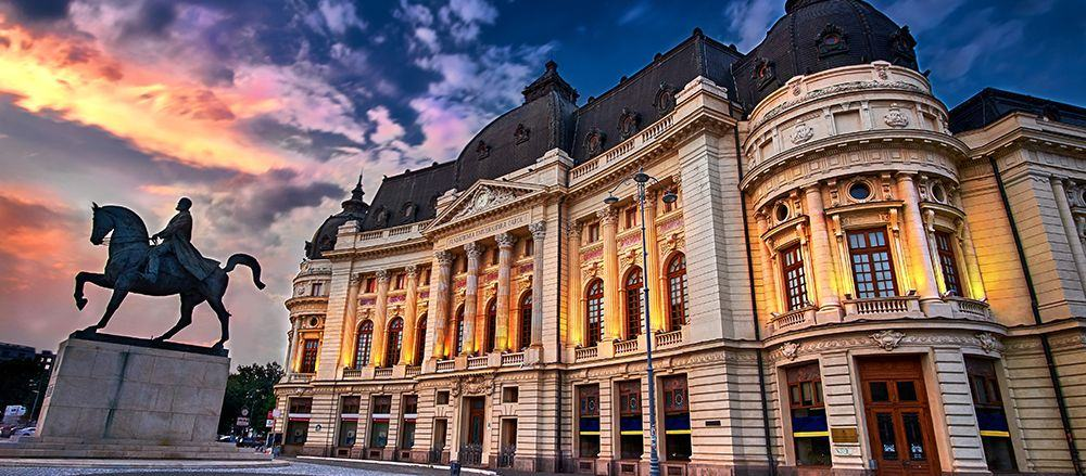 Bucharest City Break: what to see & where to go