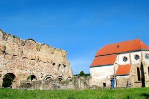 The Cistercian Abbey at Carta