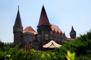 A Gothic - Renaissance 500 year old castle with an impressive history