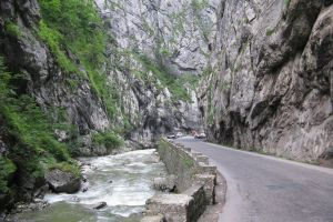 Bicaz Gorge and Red Lake