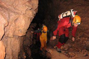 Trip to Cioclovina Cave