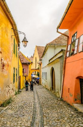 Sighisoara Day Trip from Cluj
