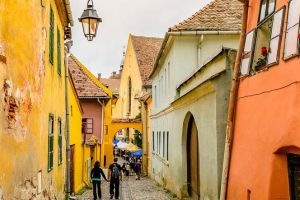 city of sighisoara