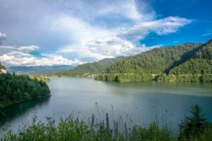 Colibita Lake - beauty & legends