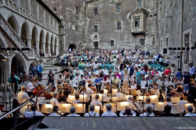 Corvin Hunyadi Castle tour