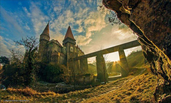 Corvin Castle tour Cluj-Napoca