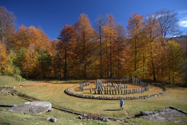 UNESCO Dacian  ruins tour