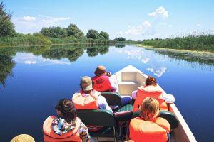 Birdwatching tour Danube Delta