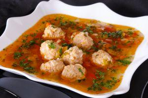 Romanian ciorba tasting