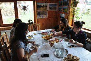 Day tour in Romanian mountain villages